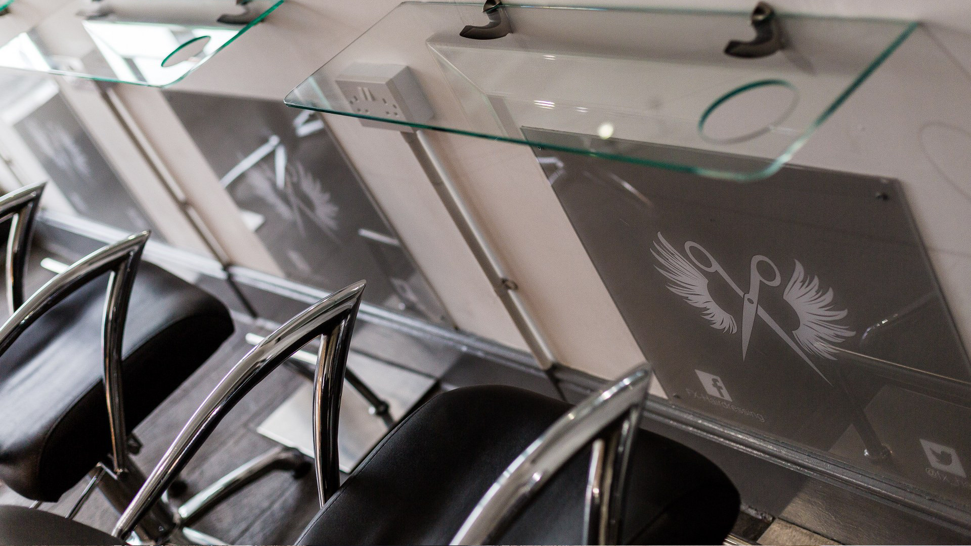 Fox Hairdressing - Cutting Chairs