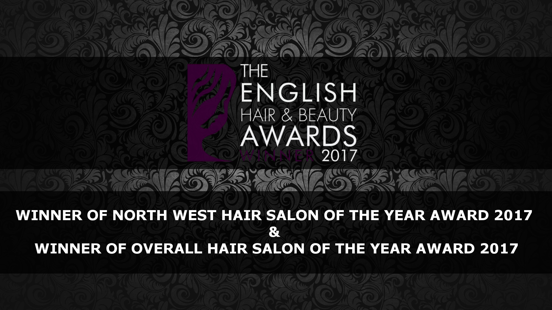 2017 Hair and Beauty Awards Winner