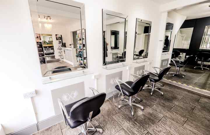 Fox Hairdressing - Gallery Header